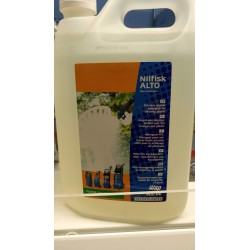 PLASTIC CLEANER 4 x 2,5 L detergent do plastiku