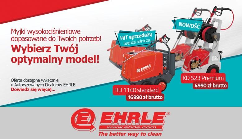 Promocja - EHRLE kontroluje ciśnienie
